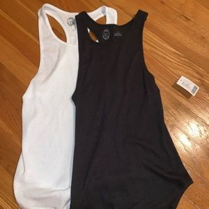 2 tanks from Urban Outfitters NEW WITH TAGS